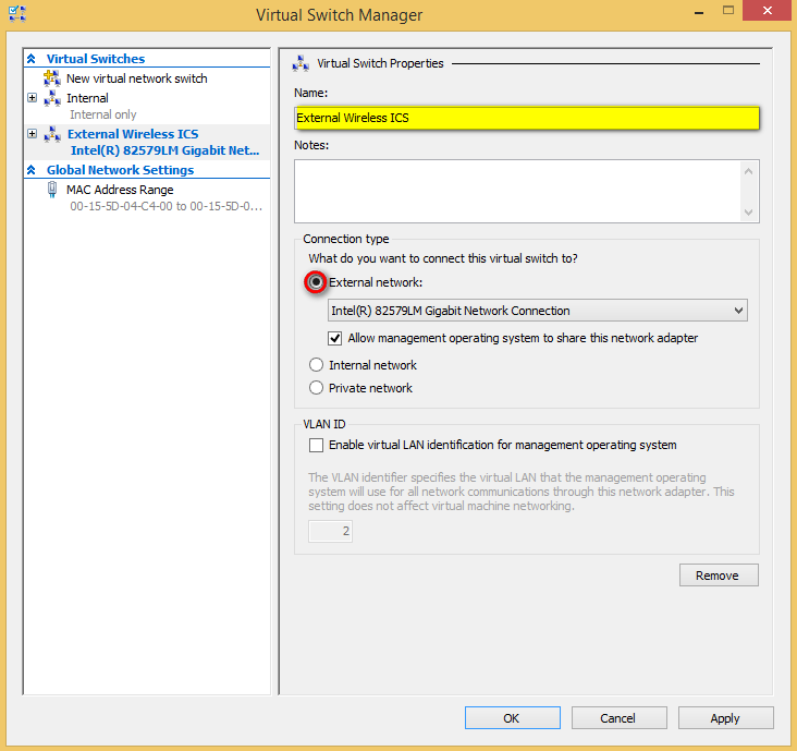 Notes from the field: How to demo with Windows 8.1 and Hyper-V (5/5)