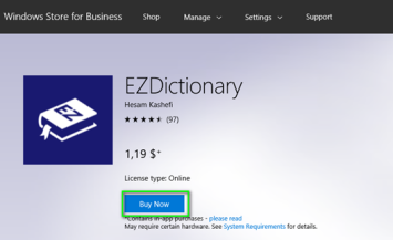 Windows Store for Business – Managing Paid Apps with Intune